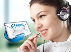 Hier Kontaktaufnahme per Email möglich